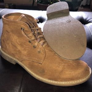 Old Navy Brown lace Up chukka Boot Casual
